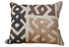 Kuba        Cloth Textile   Pillow