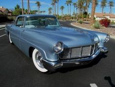 1956 Lincoln Continental Mark II #LINCOLN #CLASSICCARS #AMERICANCARS