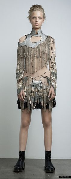 'Sedna' AW'12 Fashion Collection // Anne Sofie Madsen | Afflante.com