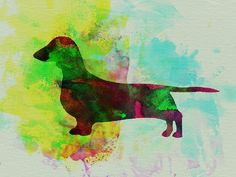 Dachshund Art for Sale