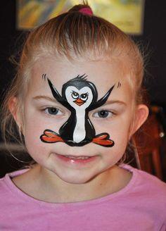 Penguin  www.schminkenisleuk.nl