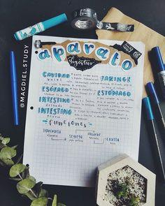 Bullet Journal Graphics, Bullet Journal Notes, Bullet Journal School, Bullet Journal Hacks, Cute Notes, Pretty Notes, Study Inspiration, Bullet Journal Inspiration, Neat Handwriting