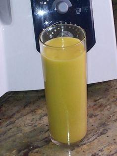 Zumo-batido de mango con leche de coco para #Mycook http://www.mycook.es/receta/zumo-batido-de-mango-con-leche-de-coco/