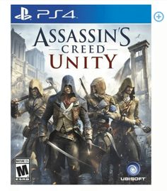Assassin's Creed: Unity (PS4) Rogue (Xbox 360) (Pre-owned) - $4.88 w/Free store pick up and more @ Walmart #LavaHot http://www.lavahotdeals.com/us/cheap/assassins-creed-unity-ps4-rogue-xbox-360-pre/123142