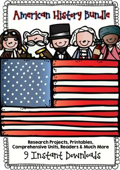 Educents American History Bundle