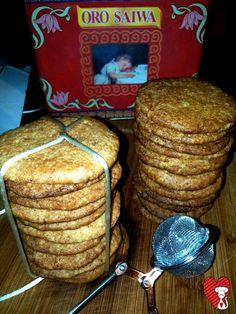 Ricette e Segreti in Cucina : Ricetta veloce Biscotti alla cannella, noce moscat...
