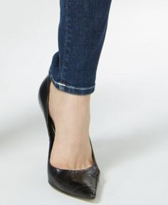 True Religion Stella Skinny Dark Blue Wash Jeans