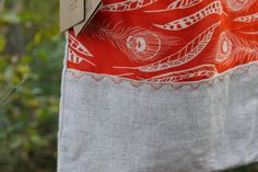 details.....  awesome explorer bags for kiddos feathers feather