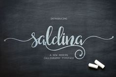 Saldina Font is a free font that combined brush lettering with traditional hand writing. Saldina is multipurpose and flexible, make it easy …