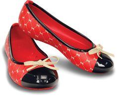 Crocs Cobbler Ballet Flat Hello Kitty