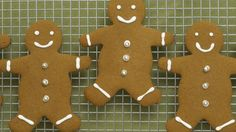 Get this all-star, easy-to-follow Gingerbread Cookies 101 recipe from Food Network