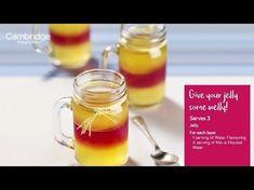 Mix It Up: Triple Layered Jelly - Shake It Up