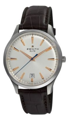 Zenith Men's 03.2020.670/01.c498 Elit... for only $4,368.00
