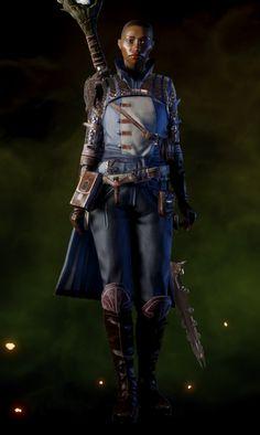 Warden Battlemage Armor - Dragon Age Wiki