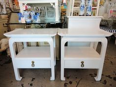PAGODA  Side Tables 7670