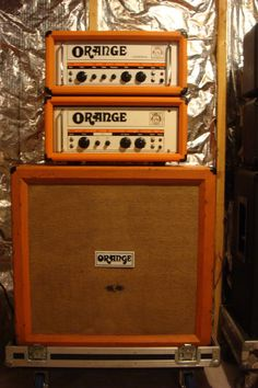 vintage ORANGEs - Marshall Amp Forum