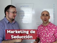 Marketing de Seducción con Marius | AracnoPíldora #7 http://blgs.co/KwDk7Z