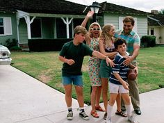 The Wonder Years - It's hard to think of another show that depicts growing up better than this show.