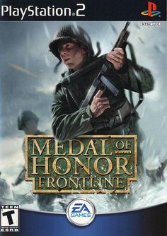 Medal of Honor: Frontline PS2 Onu Torrent Olarak İndir.