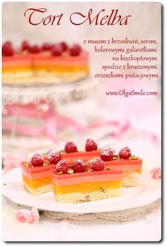 Tort Melba Olgi Smile