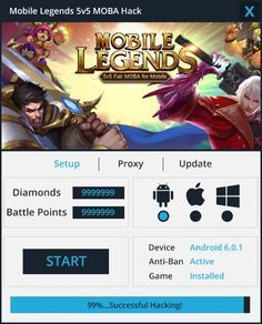 Here is what you searched - Mobile Legends Hack – Diamonds Generator. The 2017 version of Mobile Legends Hack – Diamonds Generator finally working. How To Hack Games, Miya Mobile Legends, Alucard Mobile Legends, Moba Legends, Real Hack, Android Mobile Games, Legend Games, Play Hacks, App Hack