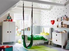 Kids Bedroom Designs, Kids Room Design, Design Bedroom, Bedroom Furniture, Bedroom Decor, Bedroom Ideas, Furniture Ideas, Wall Decor, Modern Furniture