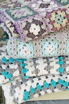 VIBEKE DESIGN: crocheted