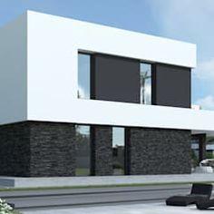 Modern by homekoncept | projekty domów nowoczesnych, modern | homify
