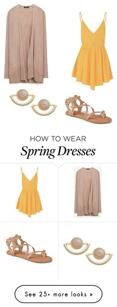 """spring time is coming"" by sashten on Polyvore featuring Glamorous, Journee Collection, LC Lauren Conrad, Zara, T+C by Theodora & Callum, women's clothing, women, female, woman and misses"