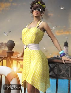 Sunshine (Summer Dress G1)