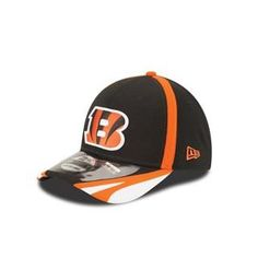 New Era Men's Cincinnati Bengals 2014 Training Camp 39Thirty White ...