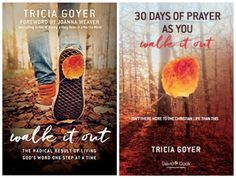 Wondering About Your Life's Purpose? | Tricia Goyer   Pre-order Walk It Out and get 30 Days of Prayer As You Walk It Out FOR FREE!