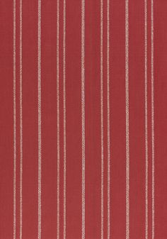 NOLAN STRIPE, Red, W73308, Collection Nomad from Thibaut