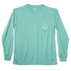 Southern Marsh Men's FieldTec Pocket Tee, Large, Bimini Green/Peach Southern Marsh http://www.amazon.com/dp/B00JSX64L4/ref=cm_sw_r_pi_dp_qSi6wb11J889P