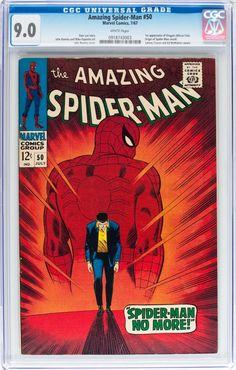 The Amazing Spider-Man #50 (Marvel, 1967)