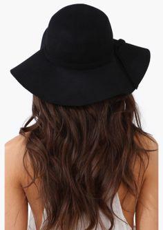 Hat of mine...