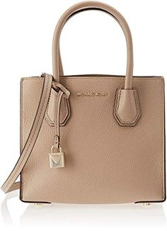 867fe0a2931af MICHAEL Michael Kors Mercer Leather Crossbody Review Handtaschen