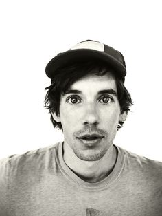Alex Honnold photographed by Michael Muller for Outside magazine