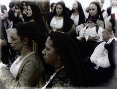 Women and traditions by marilenavaccarini