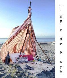 Tippie en la playa (tutorial)
