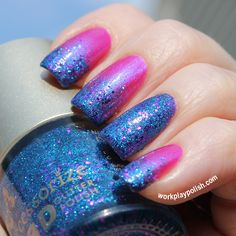 Accessorize 3D Dream over China Glaze Reggae to Riches. http://quizans.com    Plzz like n share this page