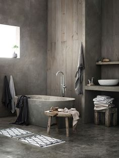 The scandinavian bathroom is the most intimate appearance in your house and it should be treated sim. - Best Home Decorating Ideas - Easy Interior Design and Decor Tips Rustic Bathroom Decor, Modern Farmhouse Bathroom, Rustic Bathrooms, Small Bathroom, Bathroom Ideas, Rustic Farmhouse, Dream Bathrooms, Luxurious Bathrooms, Cozy Bathroom