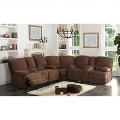 Sectional Sofas Sectional Sofa With Recliner And Chaise Lounge