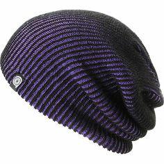 Aperture Avenue Purple   Black Beanie  4bfbcb8ff353