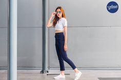 Blue pants  #solasabrand #pants #trousers #madetoorder