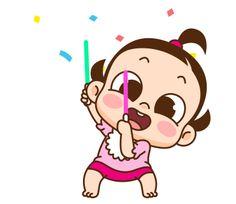 ★카카오톡 '쥐방울은 재롱뿜뿜' 이모티콘★ : 네이버 블로그 Cute Cartoon Pictures, Cute Love Cartoons, Gif Pictures, Cartoon Gifs, Cute Cartoon Wallpapers, Cartoon Art, Gif Background, Stick Figure Drawing, Hand Lettering Art