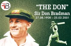 99.94- the most popular number of Cricket which many of you are aware was Sir Don Bradman's batting average in Test cricket. He was not only world's greatest batsman but was prodigal in other fields as well
