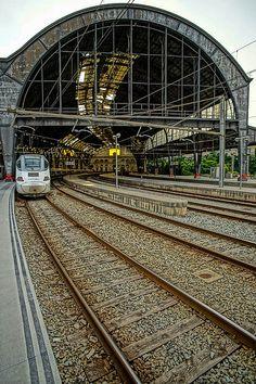 Estación de Francia | Barcelona