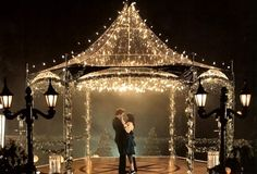 Twilight gazebo i want to be married in one
