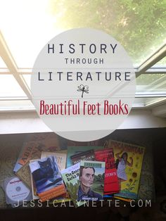 History Through Literature | Beautiful Feet Books | Early American History